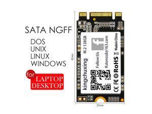 M.2 2242 Interface M.2 SSD Internal Solid State Drive M.2 NGFF SSD Interface 2242 SSD SATA HDD Hard Disk 1TB 512GB 500GB 64GB 128GB 256GB for Laptop(32GB 1PCS)