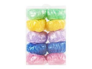 100pcs Disposable Salon Ear Protector Cover Caps Hair Dye Ear Covers