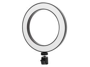 8 INCH Dimmable LED Selfie Ring Light 3500-5500k With USB Plug