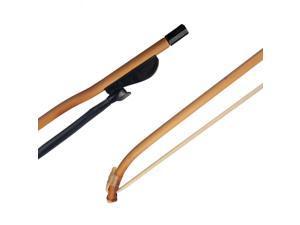 2 String Erhu Chinese Musical Instruments Bridge Bow Rosin Case Accessories