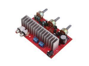 DX-7377 2.0Dual Channel Digital Power Audio Stereo Amplifier Board DC12V 80W