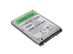 2.5in Internal Hard Drive Disk SATA 2 8M Cache 5400RPM HDD for Laptop 120GB