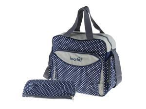 Mummy Maternity Baby Changing Bag Shoulder Handbag Travel Diaper Bag Blue