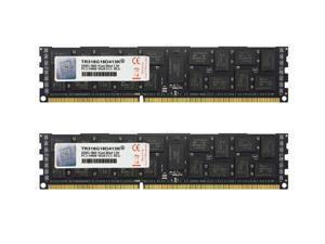 v-color 32GB(2x16GB) DDR3 SDRAM ECC Registered DDR3 1866MHz(PC3-14900) Server Memory Model for Apple Mac Pro TR316G18D413K