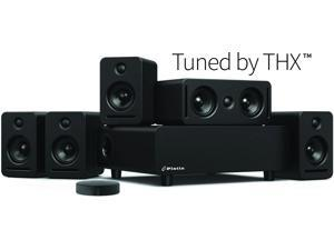 Monaco 5.1 Plus Axiim LINK Immersive Wireless Home Audio system for LG 2019-2020 OLED and NanoCell TVs & Xbox One. Tuned by THX, WiSA, 24-Bit High Resolution Audio System with 270W Total Power