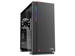 AZZA Zircon 7000 Full Tower PC CASE, Black