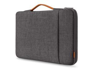 Inateck 13-13.3 Inch Laptop Sleeve Carrying Case Bag Briefcase Compatible with 13 Inch MacBook Pro 2012-2020, MacBook Air 2010-2020, 12.3 Inch Surface Pro X/7/6/5/4/3, 13.5 Inch Surface Laptop