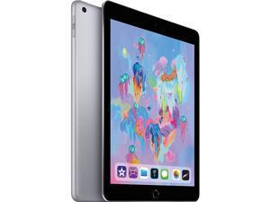 """Apple iPad (6th Gen) MR7F2LL/A 9.7"""" 32GB WiFi, Space Gray"""