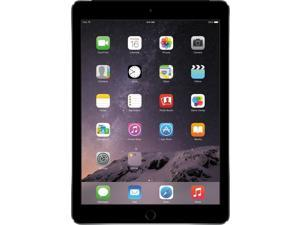 "Apple iPad Air 2 9.7"" 64GB WiFi + 4G LTE CDMA Unlocked, Space Gray"