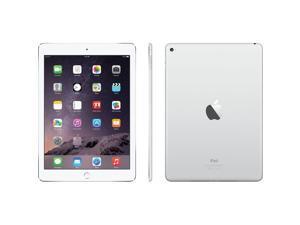 "Apple iPad Air 2 MGKM2LL/A 9.7"" Tablet 64GB WiFi, Silver"
