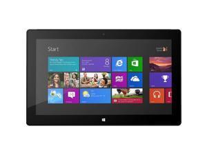 "Microsoft Surface Pro 2 10.6"" Tablet 64GB WiFi Intel Core i5-4200U X2 1.7GHz, Black"