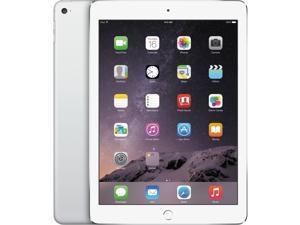 "Apple iPad Air 2 9.7"" Tablet 32GB WiFi, Silver"