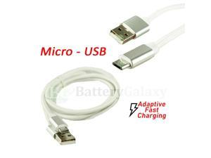 LOT Micro USB Fast Charger Data Sync Cable Braided Cord For  Android