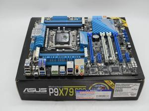 NEW ASUS P9X79 PRO Motherboard LGA 2011 Intel X79 DDR3 ATX Support E5-2670 3960X