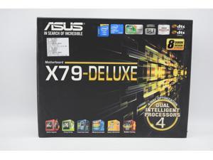 ASUS X79 DELUXE LGA 2011 Intel X79 SATA 6Gb/s USB 3.0 ATX Intel Motherboard