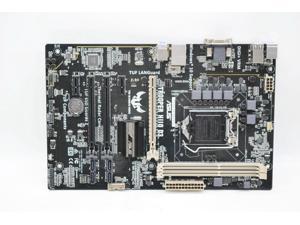 ASUS TROOPER H110 D3 LGA1151 DDR3 ATX USB3 SATA3 Motherboard