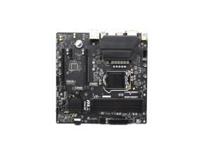 MSI Z390M-S01 LGA 1151 Intel Z390 DDR4 Dual M.2 USB3.1 Micro ATX Motherboard