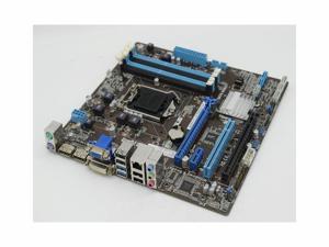 Asus B85M-PLUS/BM6AF/DP_MB LGA 1150 DDR3 Micro ATX Intel Motherboard