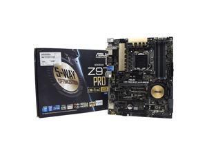ASUS Z97-PRO(Wi-Fi ac)/USB 3.1 LGA 1150 Intel Z97 HDMI SATA 6Gb/s USB 3.1 ATX Intel Motherboard