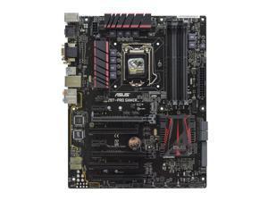 ASUS Z97-PRO GAMER LGA 1150 Intel Z97 HDMI SATA 6Gb/s USB 3.0 ATX Intel Motherboard