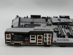 MSI Motherboard Z170A MPOWER GAMING TITANIUM ATX LGA1151 DDR4 64GB