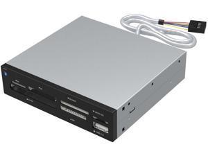 Sabrent 7 Slot USB 2.0 Internal Memory Card Reader & Writer (CRW-UINB)