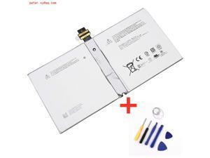 """7.5V 5087mAh G3HTA027H Laptop Battery For Microsoft Surface Pro 4 1724 12.3"""" Tablet DYNR01"""