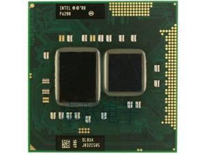 for Intel Pentium Processor P6200 p6200 3M Cache, 2.13 GHz Support HM55 Laptop Notebook Cpu Processor