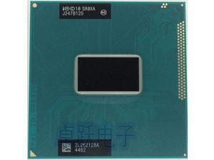 Intel Core Dual-Core Mobile cpu processor i5-3340M I5 3340M 2.7GHz L3 3M Socket G2 / rPGA988B SR0XA Laptop