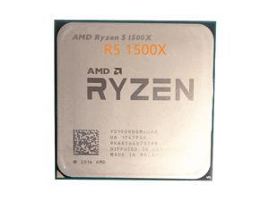 AMD Ryzen 5 1500X R5 1500X 3.5 GHz Quad-Core Eight-Core CPU Processor L3=16M 65W Socket AM4