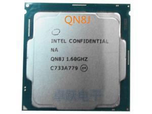 QN8J ES CPU INTEL I7 versión de ingeniería de intel core I5 8400 I3 8100 gráficos 1,6 HD630 en LAG 1151 z370 placa base
