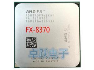 AMD CPU AMD FX-8370 FX 8370 fx 8370 AM3+ Eight  4.0GHZ4.3 16MB 125W fx-8370
