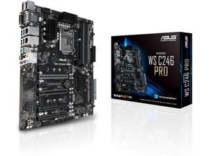 ASUS WS C246 PRO ATX Server Motherboard LGA 1151 Intel C246