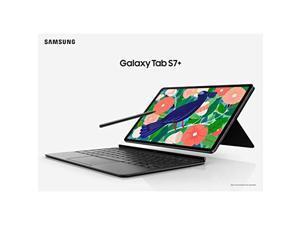 Samsung Galaxy Tablet S7+ Mystic Black - 256 GB