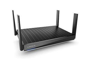 Linksys MR9600 Mesh Wi-Fi Router (Wi-Fi 6 Router, Dual-Band Wireless Mesh Router for Home Mesh Network) Future-Proof Fast Wireless Router