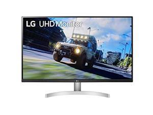 """LG 32UN500-W 32"""" UHD 3840 x 2160 (4K) 2 x HDMI, DisplayPort AMD FreeSync Built-in Speakers Monitor"""