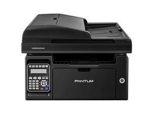 All-in-One Laser Wireless Printer, Copy Scan Convenient Auto Document Feeder Speed 22PPM & Fax Mobile Printing Pantum M6602NW