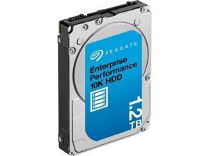 """Seagate ST1200MM0139 1.20 TB 2.5"""" Internal Hard Drive - SAS - 10000rpm - 256 MB Buffer"""