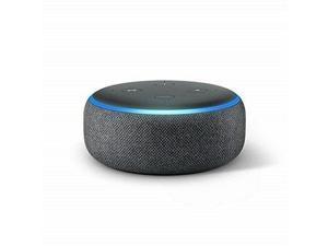 AMAZON Echo Dot With Alexa - Gray B07FZ8S74R