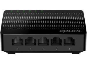 Tenda Network SG105 5-Port 10/100/1000 Gigabit Desktop Switch