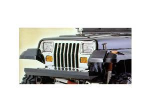 Rock Crawler Bumper, Front; 76-06 Jeep CJ/Wrangler YJ/TJ