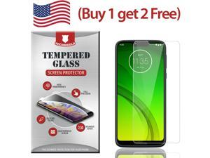 Tempered Glass Screen Protector For  Moto G7 / G7 Play Plus Power Supra