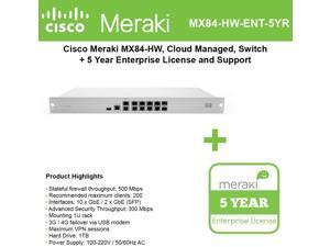 Cisco Available Meraki MR18 /& Mount DualBand Cloud-Managed AP Unclaimed 400