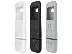 Soft Silicone Protective Case Cover Skin Replacement for Logitech Harmony Elite Remote Control Protective Cover Case