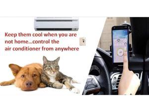 Smart APP Wireless Remote Control 3G,4G, Wifi, smartphone control