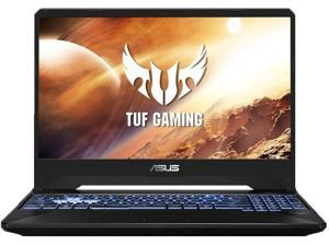 Asus TUF 15.6-inch FHD Gaming Laptop, AMD Quad Core Ryzen 5 3550H Processor, Nvidia Geforce GTX 1650 4GB Graphics, 8GB DDR4 RAM, 256GB Solid State Drive, RGB Backlit Keyboard, Windows 10 Home, Black