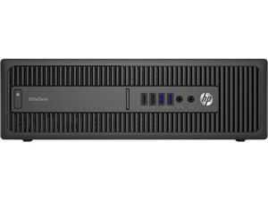 HP Elitedesk 800 G1 Core i5-4670 3.4GHz 16GB 1TB Small Form Factor Grade B