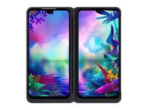 LG V50S ThinQ 5G with Dual Screen LM-V510N 256GB Factory Unlocked - Astro Black