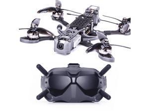 Flywoo Mr.Croc-HD 235mm 5 Inch 6S F4 Bluetooth FPV Racing Drone BNF w/ DJI FPV Air Unit  Goggles 2306.5 1750KV Motor