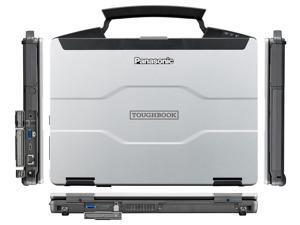 Panasonic Toughbook FZ-55, Intel® Core™ i5-8365U 1.6GHz, Boost up to 4.1 GHz. 512 GB SSD, 16 GB DDR4, Emissive Backlit Keyboard, Webcam, Wi-Fi, Bluetooth, Windows® 10 pro. 3 Year Warranty